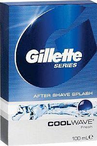 Gillette Series 1 Cool Wave 100 ml - voda po holení