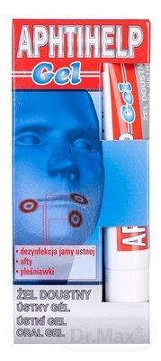 Gorvita Aphtihelp dezinfekčný ústny gél 10 g