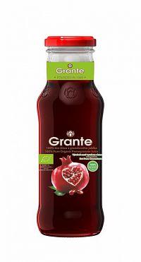 Grante 100 % BIO Šťava z granátového jablka 250 ml