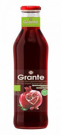 Grante 100 % BIO Šťava z granátového jablka 750 ml
