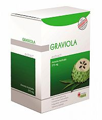 GRAVIOLA annona muricata 375 mg, cps 1x60 ks