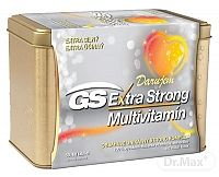 GS Extra Strong Multivitamín 2019 tbl (zlatá dóza) 60+60 (120 ks)
