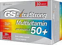 GS Extra Strong Multivitamín 50+ tbl 1x30 ks