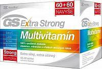 GS Extra Strong Multivitamín 60+60 tabliet
