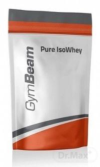 GymBeam Proteín Pure IsoWhey sušený srvátkový proteínový izolát, príchuť vanilková zmrzlina, 1x1000 g