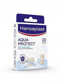 Hansaplast Aqua Protect náplasť 20 ks