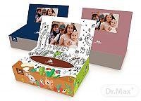 HARMONY UNIVERSAL 3D BOX kozmetické utierky 2-vrstvové, 1x100 ks