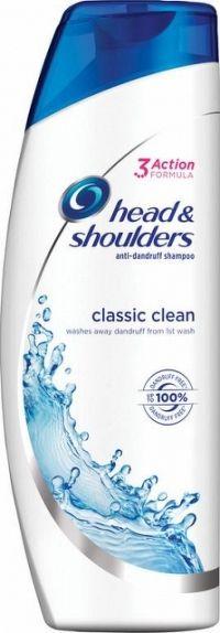 Head&Shoulders šampón Classic clean D 400 ml