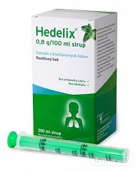 Hedelix sir.1 x 200 ml