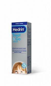 Hedrin Treat&Go pena proti všiam a hnidám 100 ml
