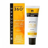 HELIOCARE 360 GEL OIL FREE SPF50 1x50 ml