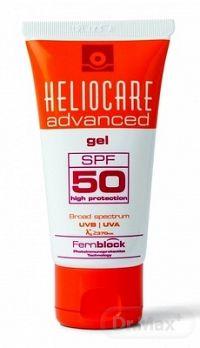 HELIOCARE opaľovací gél SPF 50 1x50 ml
