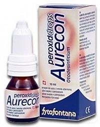 Herb-pharma AG Aurecon Drops Peroxid 10 ml