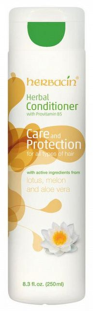 HERBACIN bylinkový kondicionér na vlasy kondicionér na vlasy, 1x250 ml