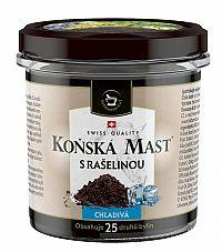Herbamedicus konská masť chladivá s rašelinou 300 ml