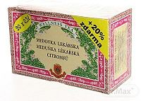 HERBEX MEDOVKA LEKÁRSKA bylinný čaj 20x3 g (60 g)