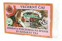HERBEX VEČERNÝ ČAJ bylinný čaj 20x3 g (60 g)
