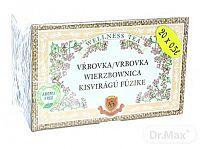HERBEX VRBOVKA MALOKVETÁ bylinný čaj 20x3 g (60 g)