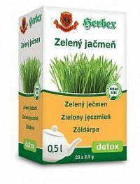 HERBEX Zelený jačmeň nálevové sáčky, 20x2,5 g