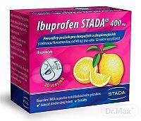 Ibuprofen STADA 400 mg perorálny prášok plv por (vre.papier/PE/Al/PE) 1x20 ks