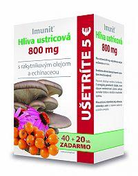Imunit HLIVA ustricová 800 mg s rakytník. a echin. cps 40+20 (60 ks)