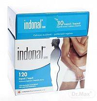 Indonal man akciové balenie cps 120 + Indonal man cps 30 (150 ks), 1x1 set