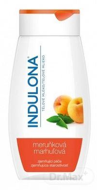 INDULONA marhuľová telové mlieko 1x250 ml