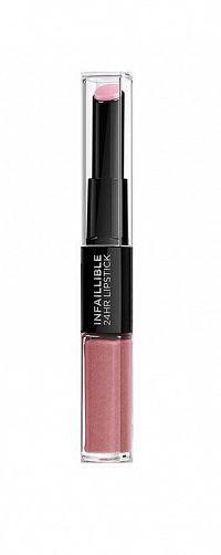 Infaillible 24H dlhotrvajúci rúž od L'Oréal Paris- 110 Timeless Rosé