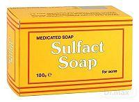 Interpharm Sulfact soap Medicinálne mydlo 100 g