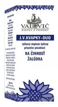 J.V. KVAPKY - DUO na činnosť žalúdka 1x50 ml