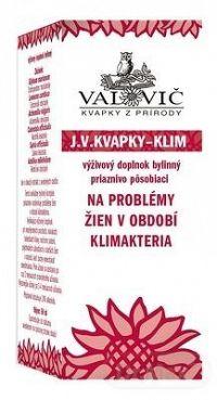 J.V. KVAPKY - KLIM na problémy žien v období klimaktéria 1x50 ml