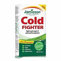 Jamieson Cold FIGHTER - Bojovník proti chrípke 30 kapsúl
