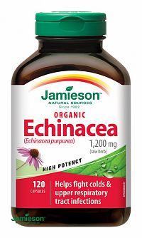 JAMIESON ECHINACEA 1200 mg cps 1x120 ks