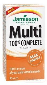 JAMIESON Multi COMPLETE Maximálna sila tbl 1x90 ks