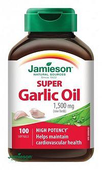 JAMIESON SUPER CESNAKOVÝ OLEJ 1500 mg cps 1x100 ks