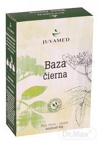 JUVAMED BAZA ČIERNA - KVET bylinný čaj sypaný 1x40 g