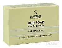 KAWAR MYDLO s obsahom čierneho bahna 1x120 g
