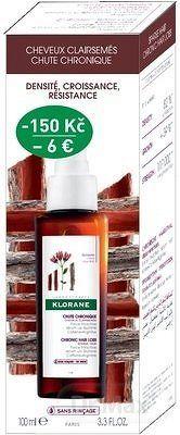 KLORANE FORCE TRI-ACTIVE () sérum s komplexom chinín-kofeín-arginín 1x100 ml