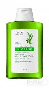 Klorane šampón s výťažkom z olív 200 ml