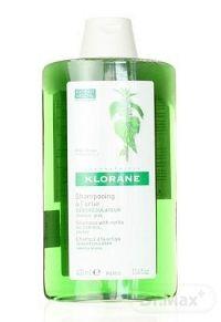 KLORANE SHAMPOO ORTIE šampón na mastné vlasy 1x400 ml
