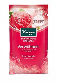 Kneipp Penivá soľ do kúpeľa - Rozmaznávanie 1 x 60 g