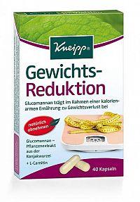 Kneipp Redukcia váhy 1 x 40 cps.