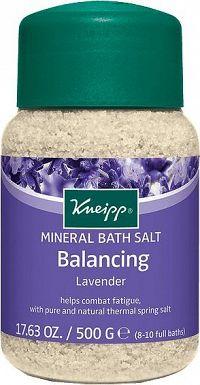 Kneipp Soľ do kúpeľa levanduľa 1 x 500 g