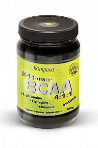 Kompava K4 POWER BCAA - grapaefruit 1x500g