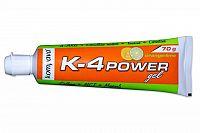 Kompava K4 Power gel pomaranč/limetka 70 g 1x1 ks