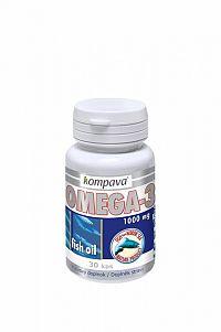 Kompava Omega-3 1x30 kps
