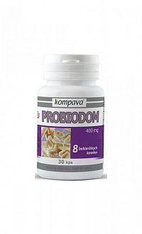 Kompava PROBIODOM cps 400 mg 1x30 ks