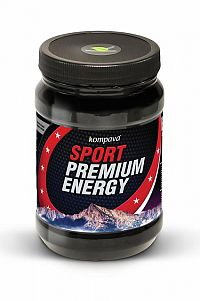 Kompava Sport Premium Energy jablko/limeta 1x390g