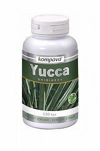 kompava Yucca Shidigera cps 450 mg 1x120 ks