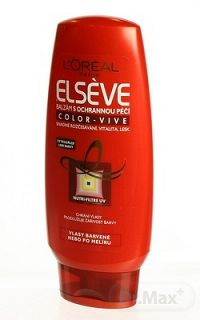 L'Oréal Elséve Color Vive balzam na barvené vlasy 200 ml